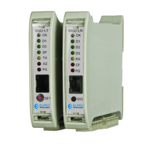 105U-L transmitter & receiver I/O pair