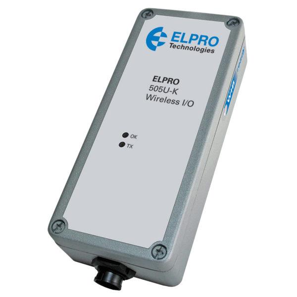 505U-K wireless I/O module