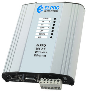 805U-E wireless ethernet modem