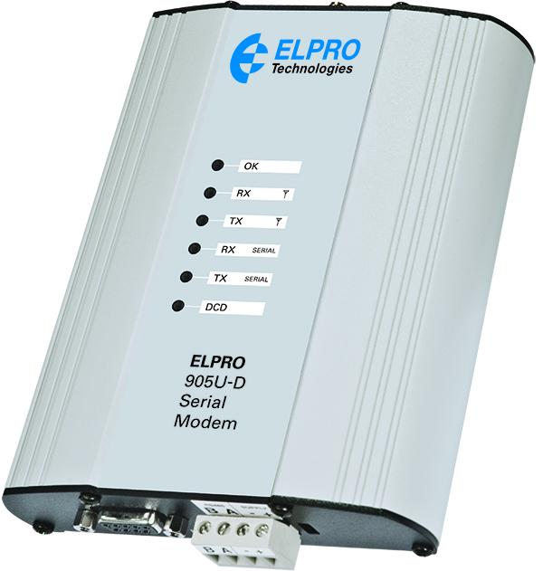 905U-D wireless serial data modem