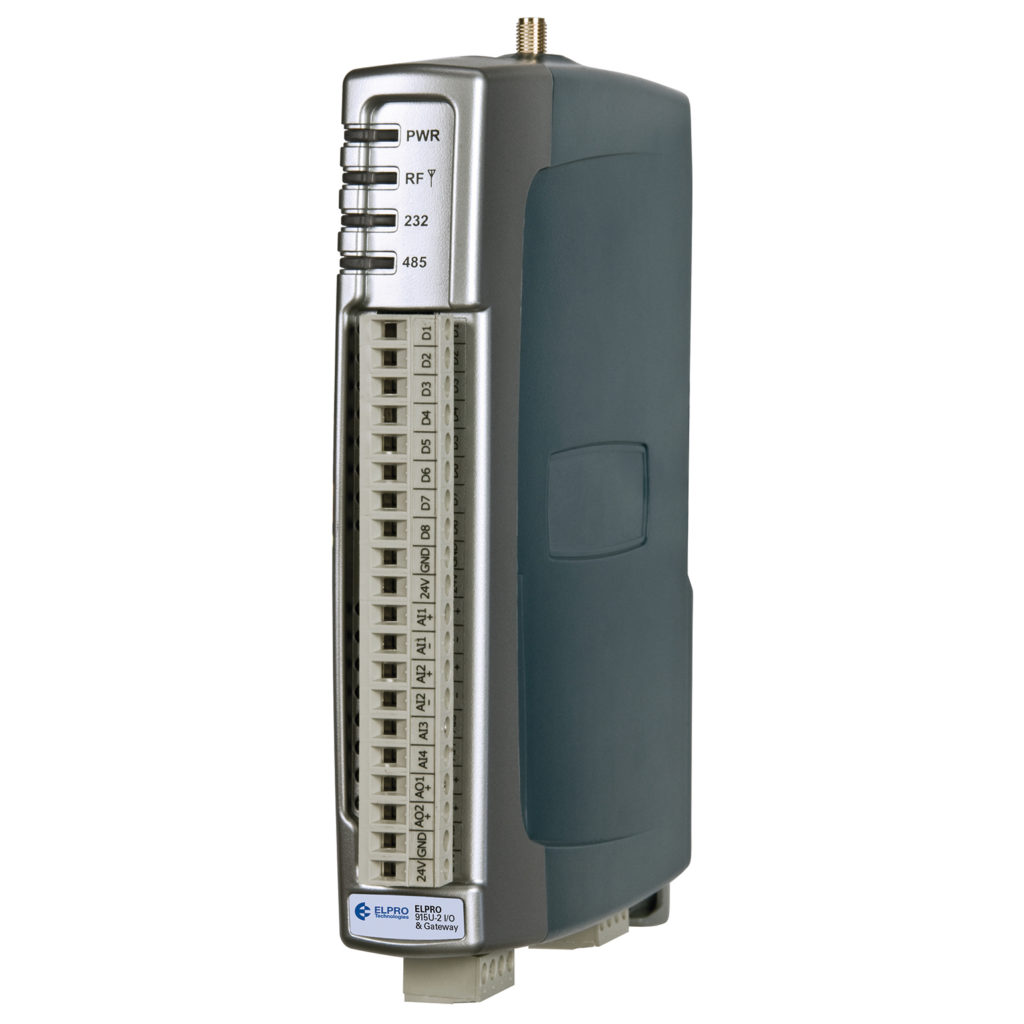 915U-2 wireless mesh networking I/O & gateway
