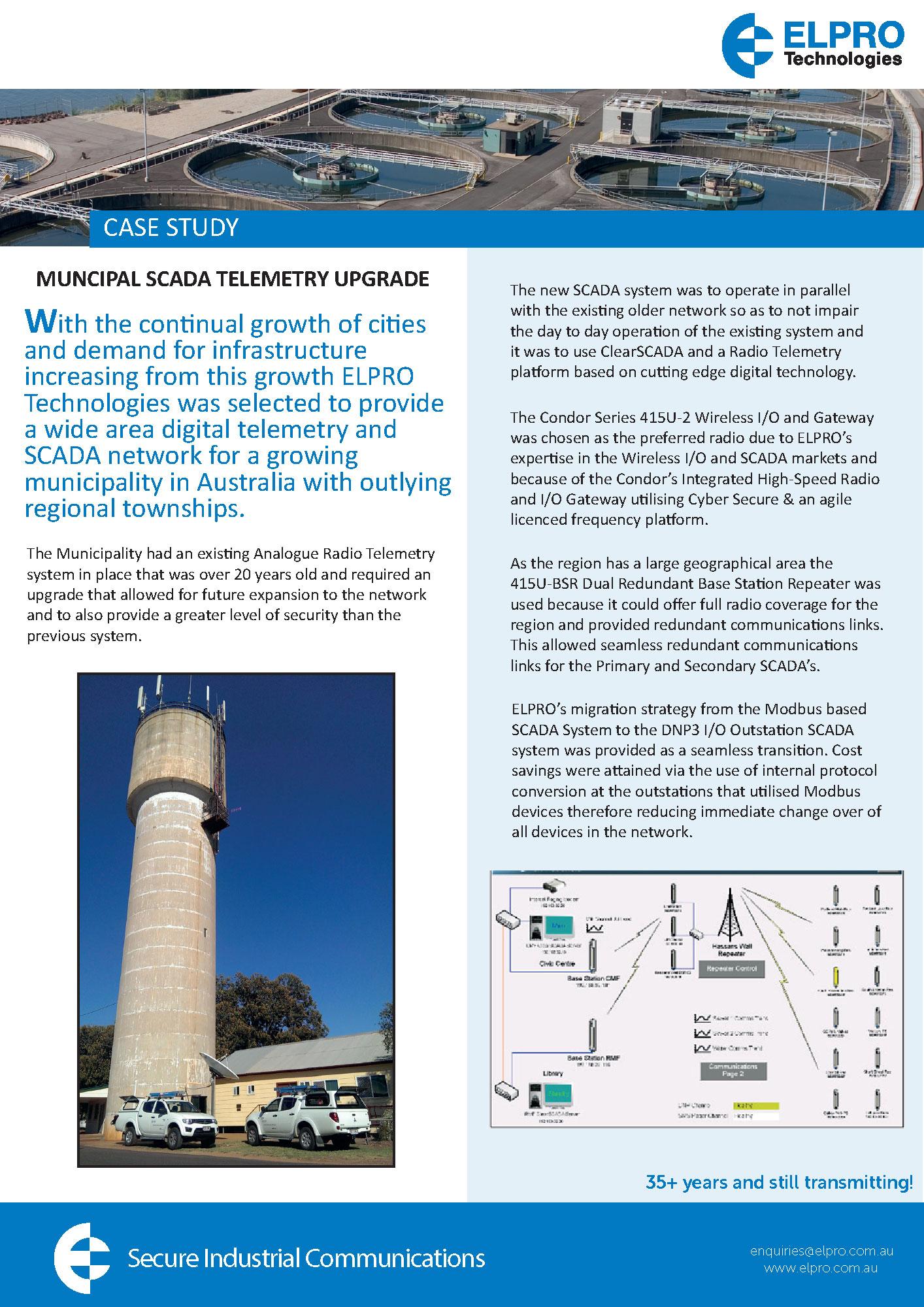 Industrial Wireless Application case studies