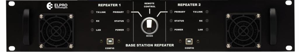 Redundant Base Station Repeater